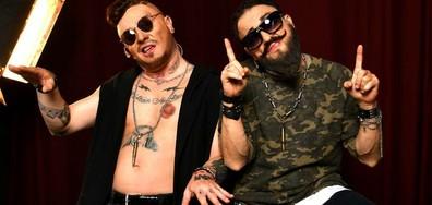 """Зуека и Рачков преобръщат сцената като Pavell & Venci Venc в """"Като две капки вода"""""""