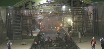 Фандъкова: 29% от дейностите по третия лъч на метрото са изпълнени