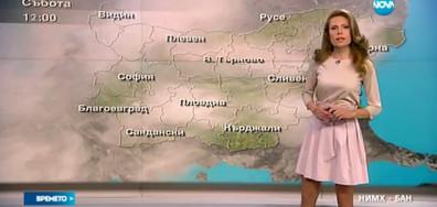 Прогноза за времето (29.04.2017 - сутрешна)