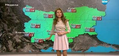Прогноза за времето (29.04.2017 - централна)