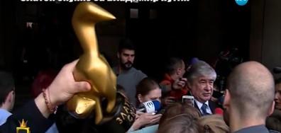 """""""Господари на ефира"""" със """"Златен скункс"""" за Путин"""