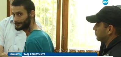 Бащата, държал сина си за заложник, остава в ареста