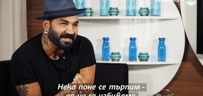 """В """"Здравей, България"""": Азис - човекът зад явлението (ВИДЕО)"""