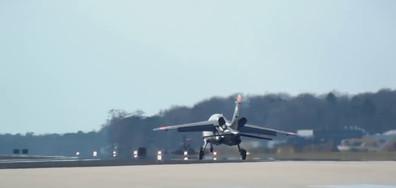 Шефът на ВВС във Франция ходил на вилата си с изтребител