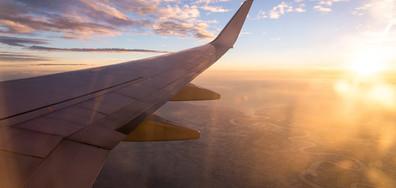 Арестуваха мъж, опитал се да отвори вратата на самолет