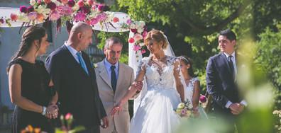 """Три истински сватбени церемонии за първи път в """"На кафе"""""""