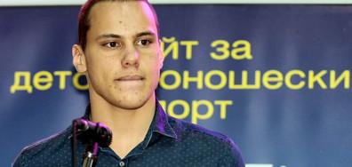 Антъни Иванов - осми на Световното по плуване в Будапеща