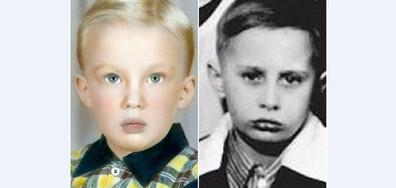 Можете ли да познаете кои са тези деца? (ГАЛЕРИЯ)