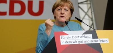 Меркел: Няма да търпим опити за намеса в предизборната кампания