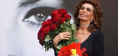 София Лорен – една икона на 83 години (ВИДЕО+СНИМКИ)