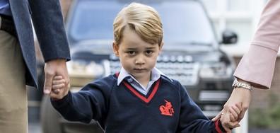 Защо принц Джордж не може да има най-добър приятел в училище?
