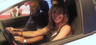 Национална лотария сбъдна мечтата за автомобил на Гинка от Брезник