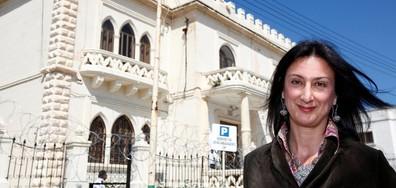 Синовете на взривената блогърка искат оставката на малтийския премиер
