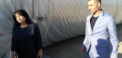 """РЕАКТОР БЕЗ ЦЕНТРАЛА: Внезапна проверка на площадката на АЕЦ """"Белене"""" (ВИДЕО+СНИМКИ)"""