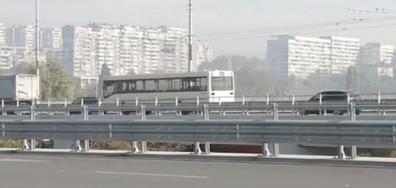 """Нова реконструкция на """"Аспаруховия мост"""" във Варна"""