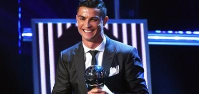 Роналдо отново най-добър в света (СНИМКИ)