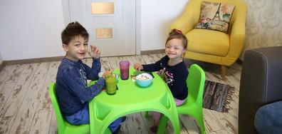 Как дете със Синдром на Даун си приготвя закуска?