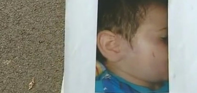 Насилие над 2-годишно дете в частна ясла (ВИДЕО)