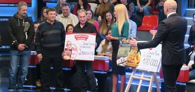 Национална лотария раздаде печалби за колосалните 2 368 115 лева