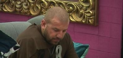 Динко влиза в тъмницата на Big Brother