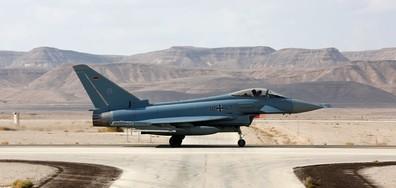 Израелски самолети нанесоха удари в северната част на Газа