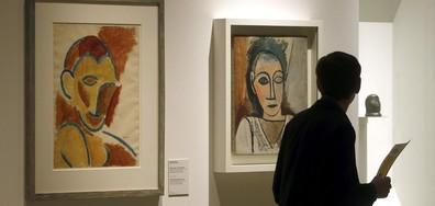 Картина на Пикасо на търг за 50 млн. долара