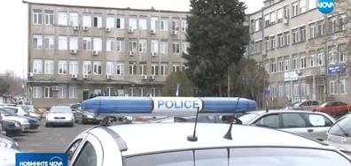 Футболистът, пребил момче пред дискотека, даде обяснения в полицията