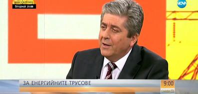 Първанов: Сделката за ЧЕЗ не буди доверие в обществото