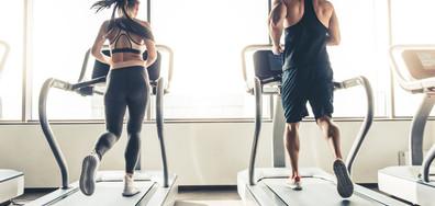 Бягащата пътека - най-опасният уред във фитнеса