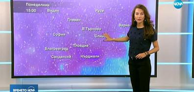 Прогноза за времето (25.02.2018 - централна)