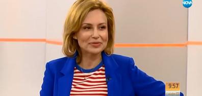 """Стефания Колева: Общото между мен и Нели в """"Полицаите от края на града"""" е енергията"""