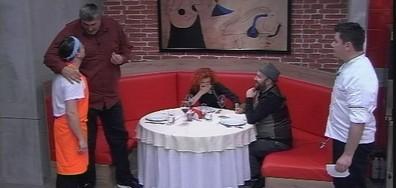 Сблъсъкът на титаните - тази вечер в Hell's Kitchen България по NOVA