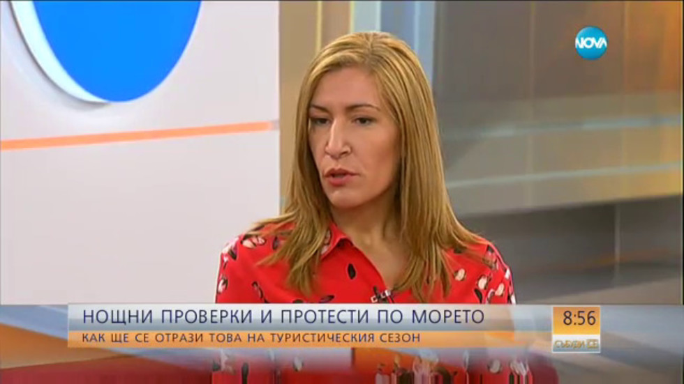 Ангелкова: Проверките в Слънчев бряг не бяха координирани