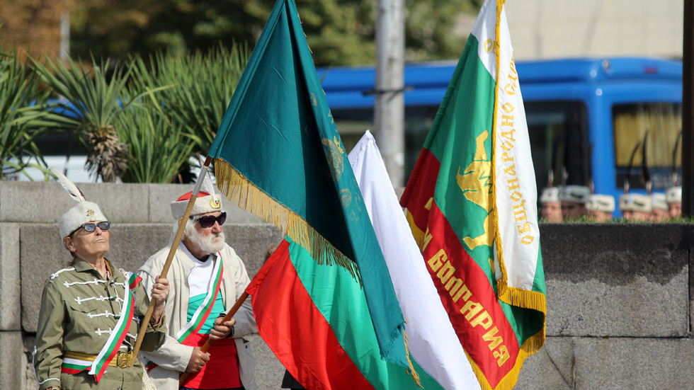 България чества 109 години независимост (ВИДЕО+СНИМКИ)