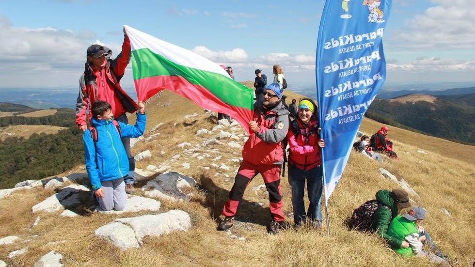 "Есенен лагер ""Узана"" с ParaKids в планината"