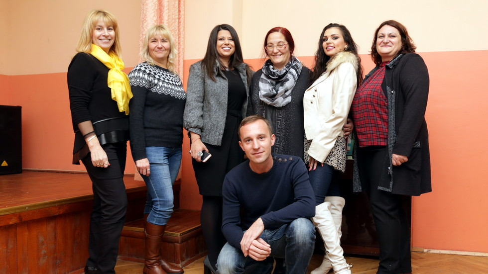 Репортери на NOVA станаха посланици на грамотността