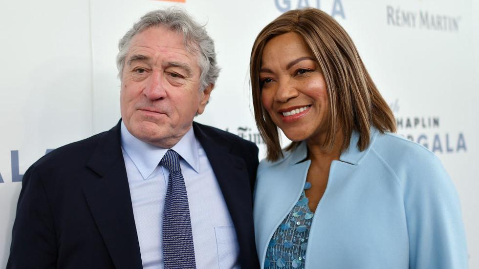 Робърд Де Ниро със съпругата си. Снимка: Getty Images
