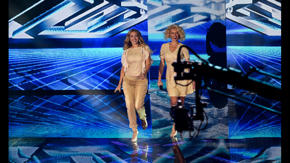 Нощ на българската музика на третия лайв концерт в X Factor