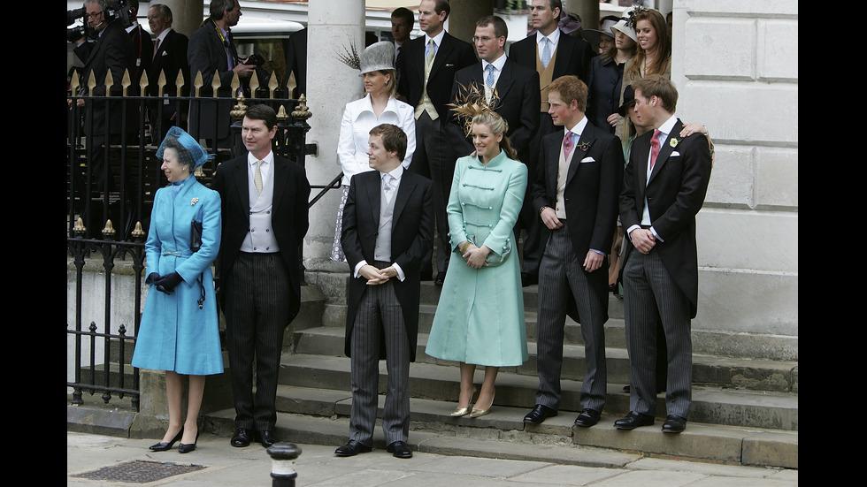 Принц Уилям и Хари имат сестра, за която никой не говори