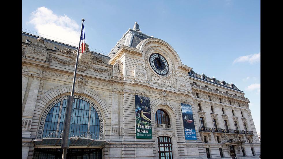 10 от най-посещаваните музеи в света