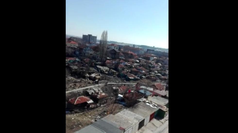 Мръсотията в Хасково