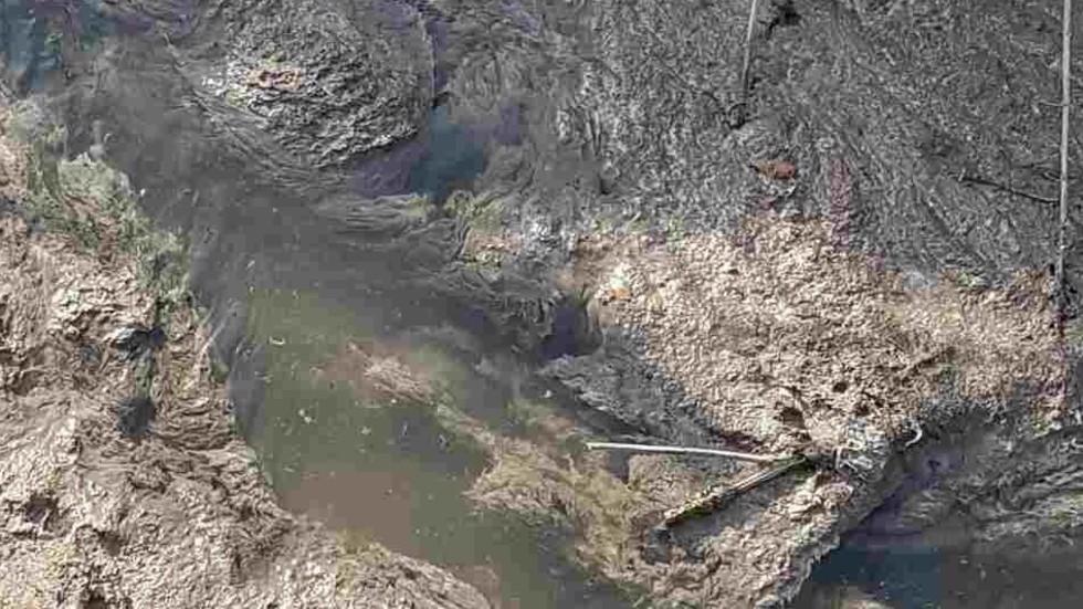 Канализация на 5000-но село изтича в реката