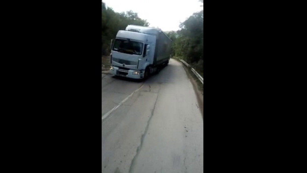 Трафик на камиони