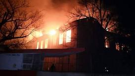 Нова започна кампания в помощ на изгорялото училище в Карнобат