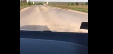 Пътят Варна-Аксаково-Албена, 12 Май