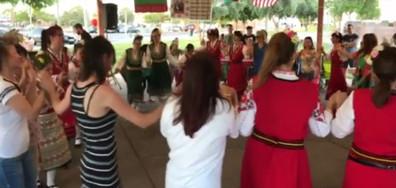 Честит 24 май от българите в Лас Вегас, Невада