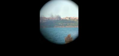 Пожар в Созопол