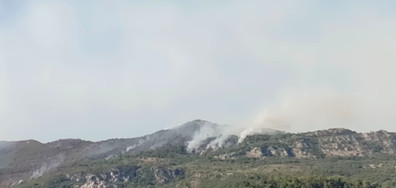 Пожар в Херцег Нови, Черна гора