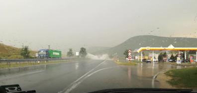 Буря в Шумен