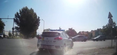 Полиция за пример